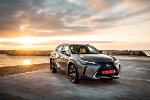Lexus opracuje crossovera mniejszego niż UX?