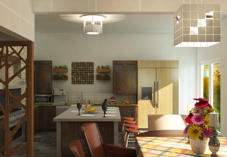 Jakie oświetlenie wybrać do kuchni – na co zwrócić uwagę?