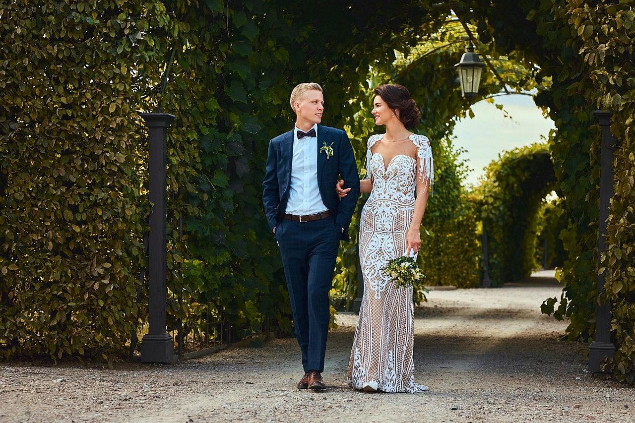 Wybór sukienki ślubnej